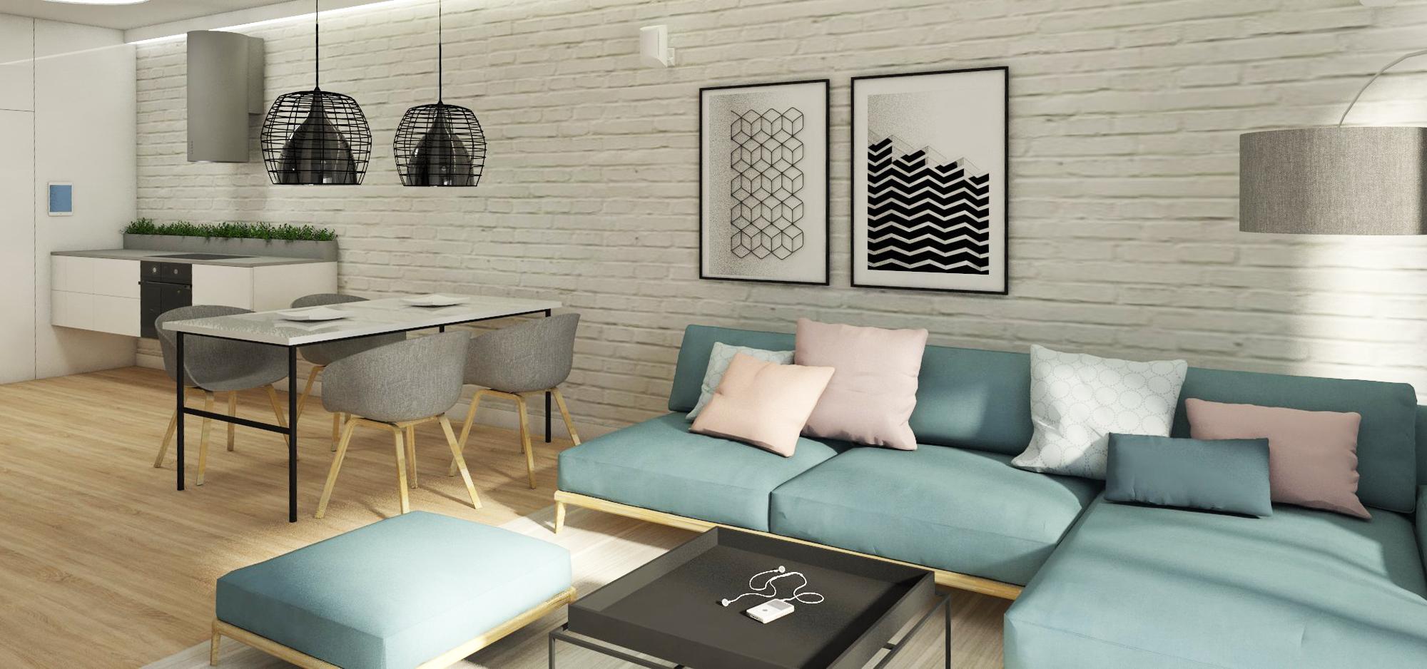 Dvojizbový byt Tomášikova