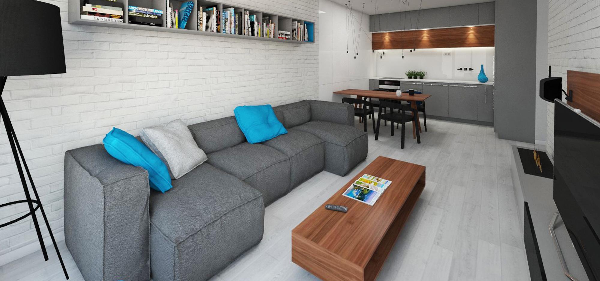 Dvojizbový byt Machnáč
